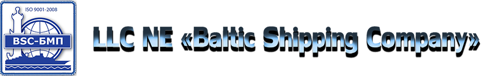 LLC NE «Baltic Shipping Company» Logo